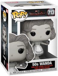 50s Wanda B&W) Vinyl Figure 71