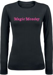 Ladies Magic Monday Slogan