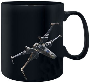 Space Battle - Heat-Change Mug