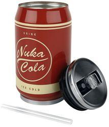 Nuka Cola - Metal drikkedunk