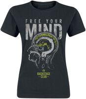 BSC T-Shirt, damer 11/2020
