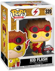 Kid Flash (chance for Chase) Vinyl Figure 320