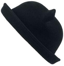 Kitty Bowler Hat