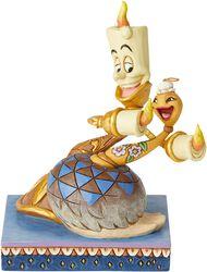 Lumiere & Plumette Figur