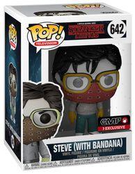 Steve (med Bandana) Vinyl Figure 642