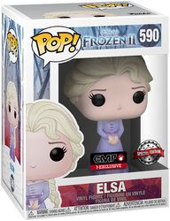 Elsa Vinyl Figure 590
