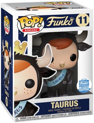 Zodiac - Taurus (Funko Shop Europe) Vinyl Figure 11