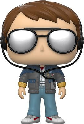 Marty with Glasses Vinyl Figure 958