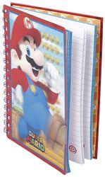 Mario - Notesbog