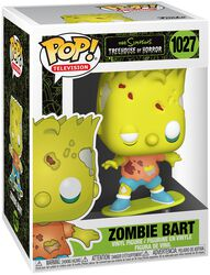 Zombie Bart Vinyl Figure 1027