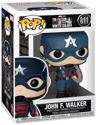 John F. Walker Vinyl Figure 811