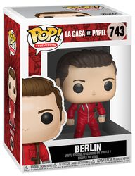 Berlin (chance for Chase) Vinyl Figure 743
