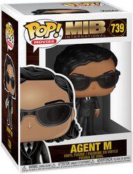 International - Agent M Vinyl Figure 739