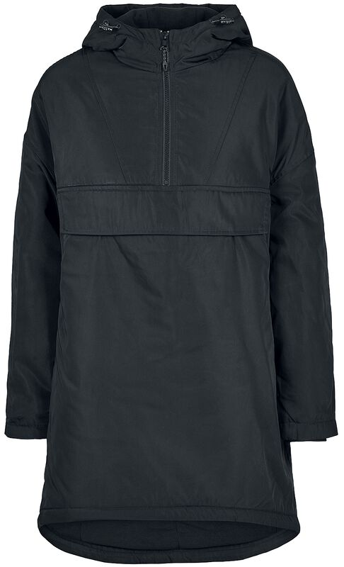 Ladies Long Oversized Pull Over