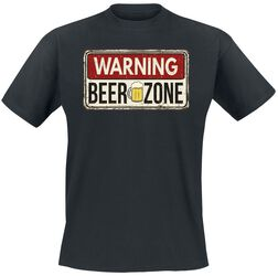 Warning Beer Zone