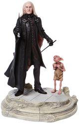 Lucius & Dobby Figur
