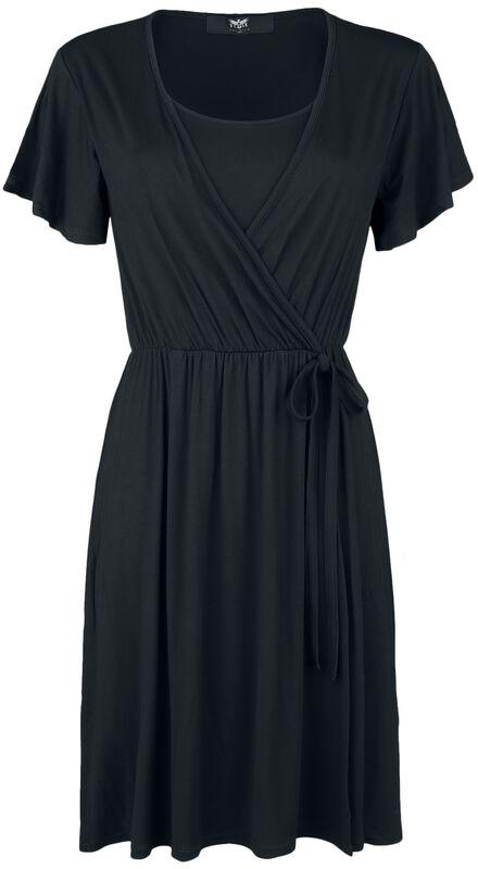 Wrap-kjole