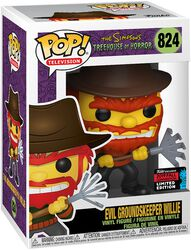 NYCC 2019 - Evil Groundskeeper Willie Vinyl Figure 824