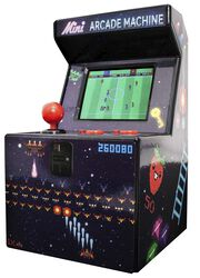 Mini Arcade Machine Mini Arcade Machine - incl. 240x 16-Bit Spil