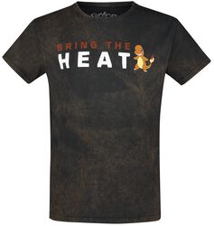 Charmander - Bring The Heat