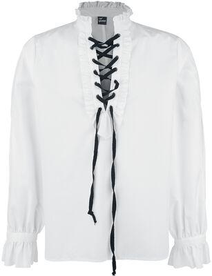 Frilled Shirt - snøre