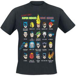 Superhero Issues