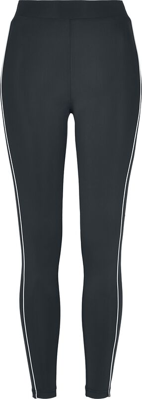 Ladies High Waist Reflective Leggings