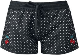 Minimal Dots Girl Boardshorts