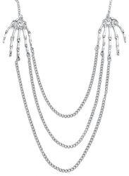 Skeleton Hands & Chains