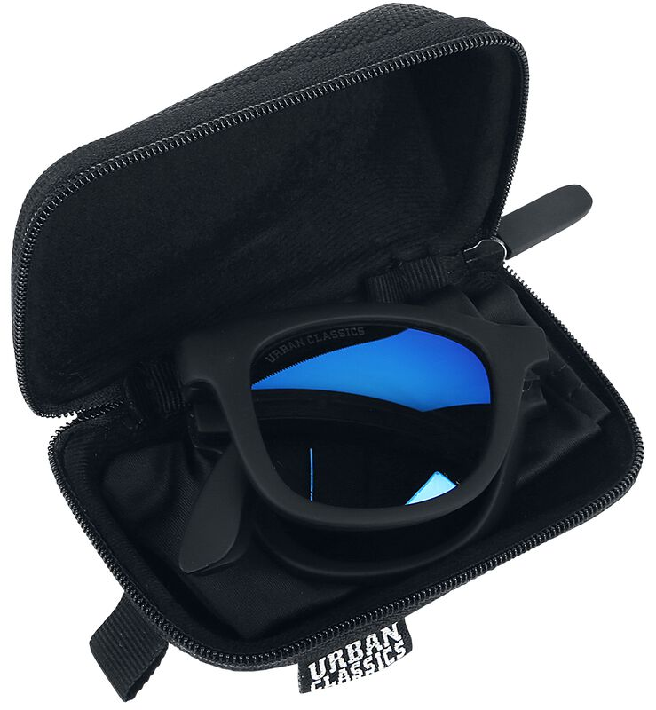 Foldbare solbriller med etui