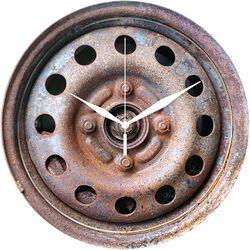 Vægur af glas Wheel Rim