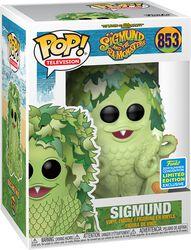 Sigmund and the Sea Monsters SDCC 2019 - Sigmund (Funko Shop Europe) Vinyl Figure 853