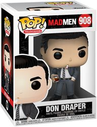 Mad Men Don Draper Vinyl Figure 908