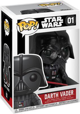 Darth Vader Vinyl Bobble-Head 01
