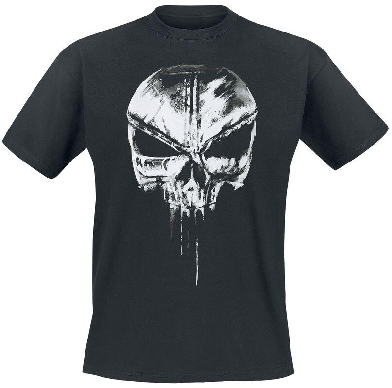 Sketched Skull