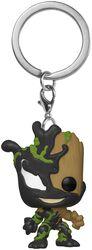 Venomized Groot Pocket POP! Nøglering