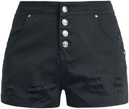 Trashed & Ragged Shorts
