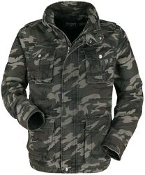 Army-Style Camoulage