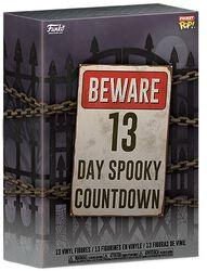 Beware 13 Day Spooky Countdown Halloween Kalendar 2020