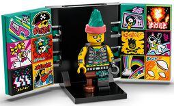 43103 - Punk Pirate BeatBox