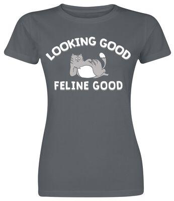 Looking Good Feline Good