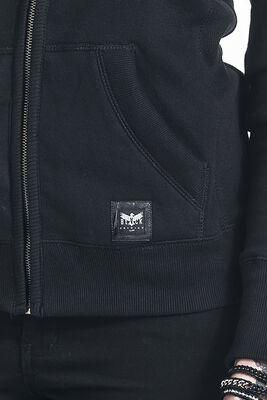 Teddy Hooded Jacket