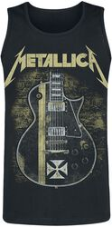 Hetfield Iron Cross Guitar