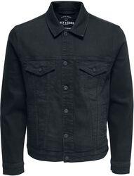Jeans-jakke Coin Jacket