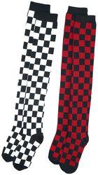 2-Pak Checkerboard