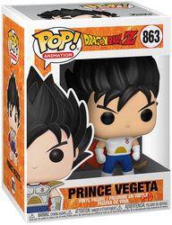 Z - Prince Vegeta Vinyl Figur 863