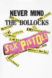 Never mind the bollocks