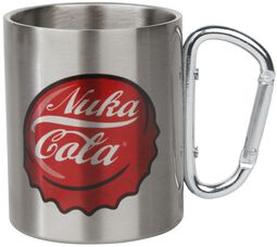 Nuka Cola - Krus med karabiner