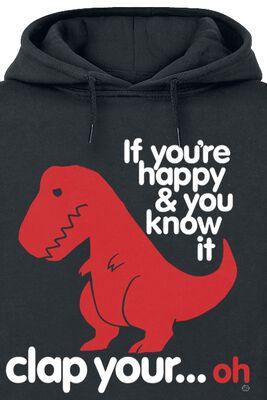 Sad T-Rex