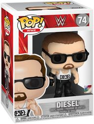 Diesel (chance for Chase) Vinyl Figure 74